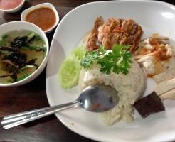 カオマンガイ:タイ:チェンマイプチ英語留学