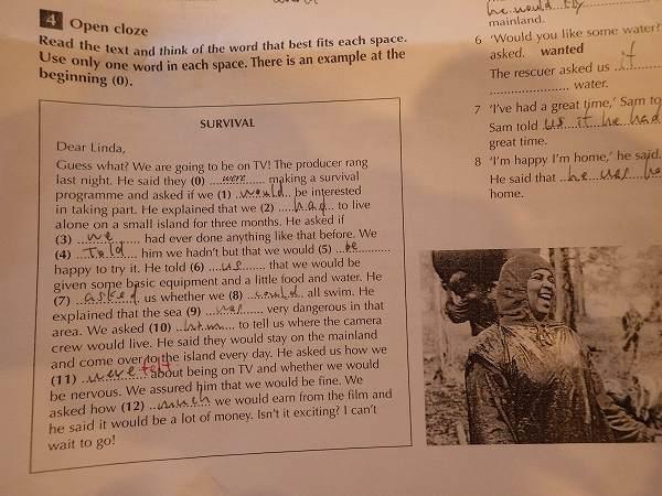 直接話法と間接話法:タイプチ英語留学