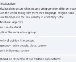 multiculturalismについての勉強:DMM英会話